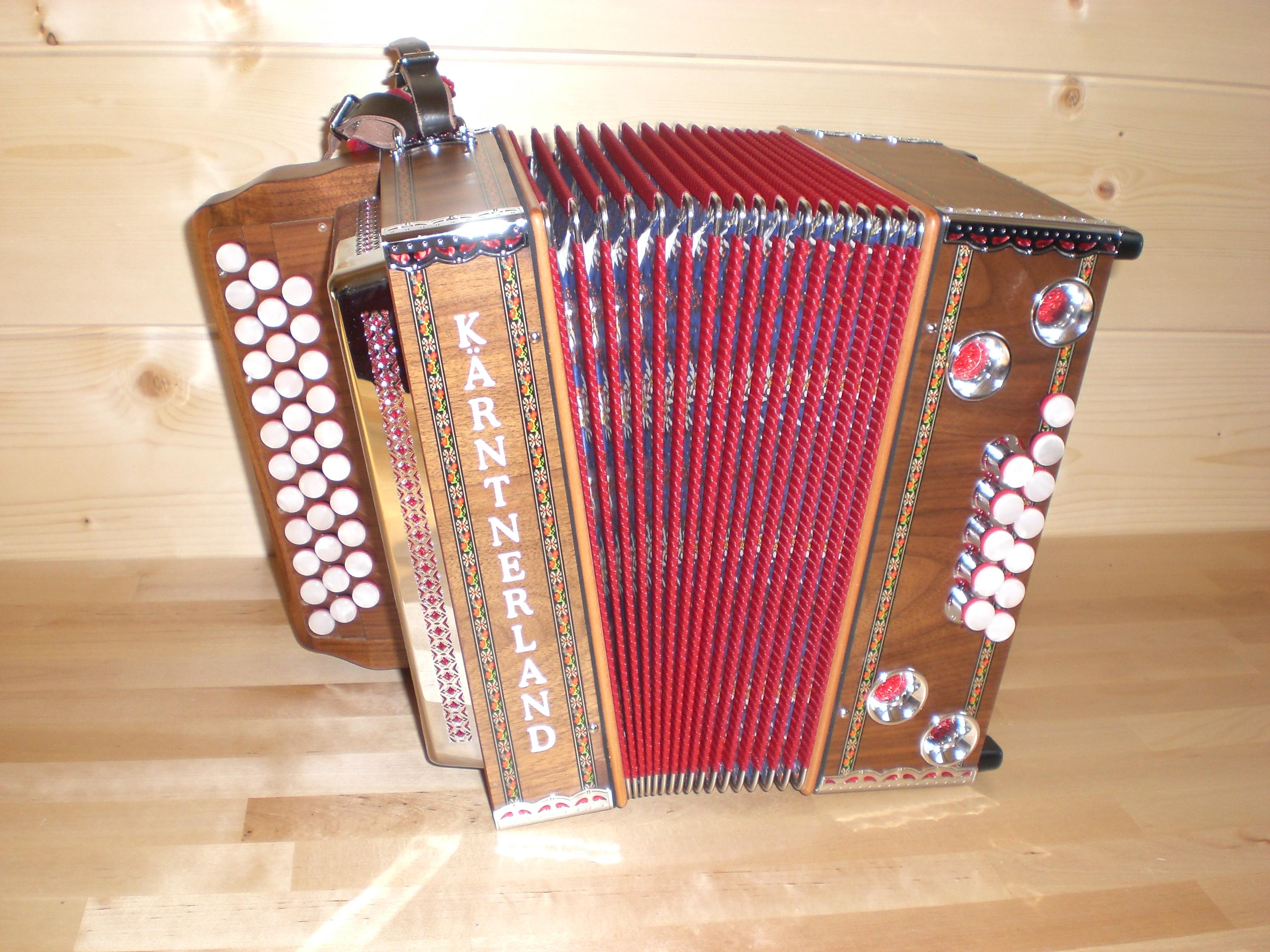 Steirische Harmonika Karntnerland Gebraucht Harmonikaland